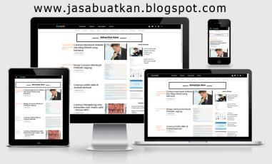 template blogspot responsive1